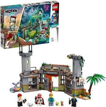 LEGO Hidden Side - Newburys verlassenes Gefängnis (70435)