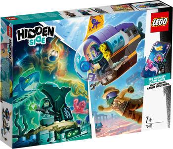 LEGO Hidden Side - J. B.'s U-Boot (70433)