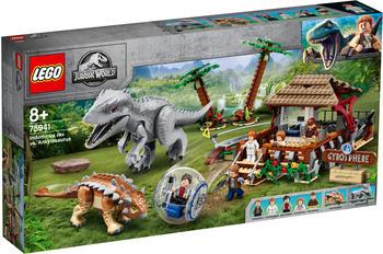 LEGO Jurassic World - Indominus Rex vs. Ankylosaurus? (75941)