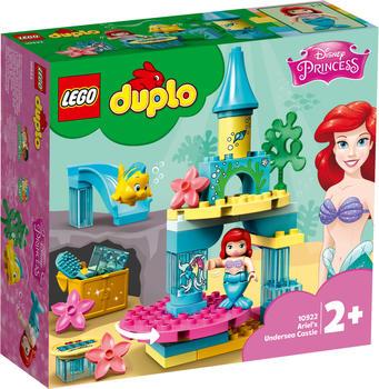 LEGO Duplo Disney Princess - Arielles Unterwasserschloss (10922)