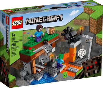 LEGO Minecraft - Die verlassene Mine (21166)