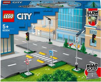 LEGO City - Straßenkreuzung mit Ampeln (60304)