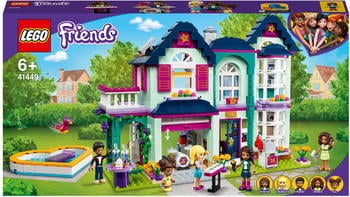 LEGO Friends - Andreas Haus (41449)