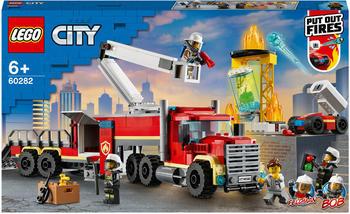 LEGO City - Mobile Feuerwehreinsatzzentrale (60282)