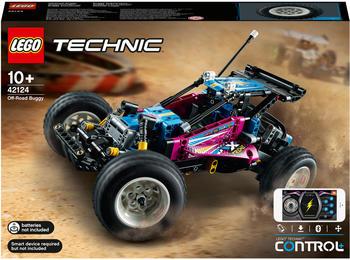 LEGO Technic - Geländewagen mit App-Steuerung (42124)