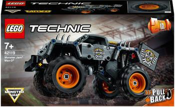 LEGO Technic - 2 in 1 Jam Max-D (42119)