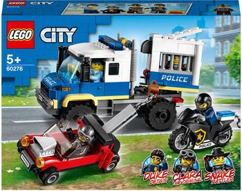 LEGO City - Polizei Gefangenentransporter (60276)