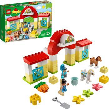 LEGO Duplo Pferdestall und Ponypflege 10951