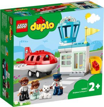LEGO LEGO® DUPLO® 10961 Flugzeug und Flughafen