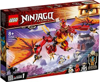 LEGO LEGO® 71753 Kais Feuerdrache