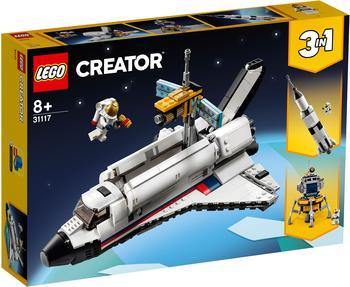 LEGO LEGO® Creator Spaceshuttle-Abenteuer