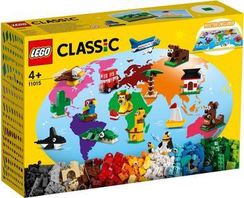 LEGO LEGO® Classic Einmal um die Welt