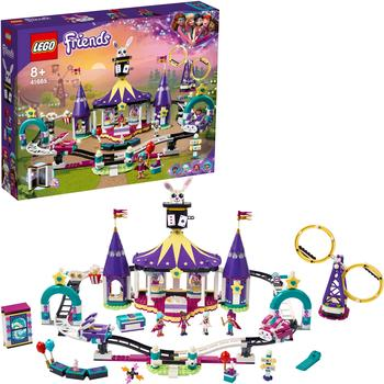 LEGO Magische Jahrmarktachterbahn