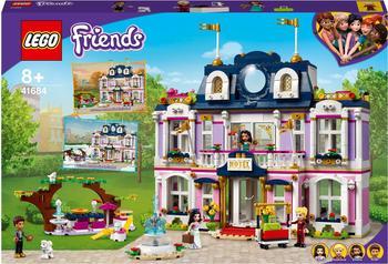 LEGO Friends Heartlake City Hotel 41684