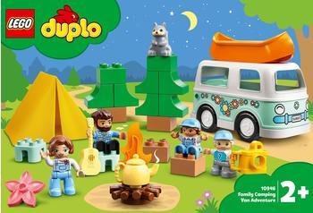LEGO Duplo 10946 Familienabenteuer mit Campingbus