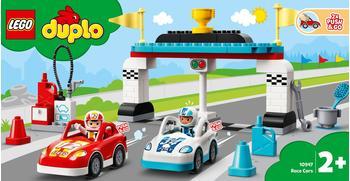 LEGO Duplo 10947 Rennwagen