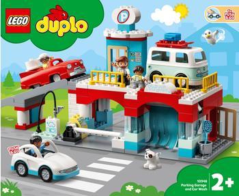 LEGO Duplo 10948 Parkhaus mit Autowaschanlage