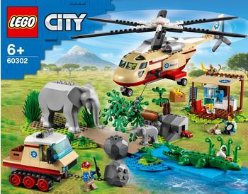 LEGO City 60302 Tierrettungseinsatz