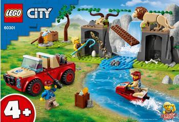 LEGO City 60301 Tierrettungs-Geländewagen