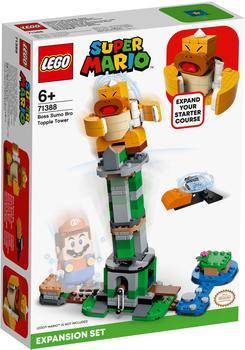 LEGO 71388 Kippturm mit Sumo-Bruder-Boss Erweiterungsset Bausatz, Mehrfarbig
