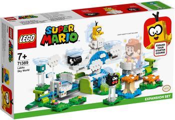 LEGO 71389 Lakitus Wolkenwelt Erweiterungsset Bausatz, Mehrfarbig