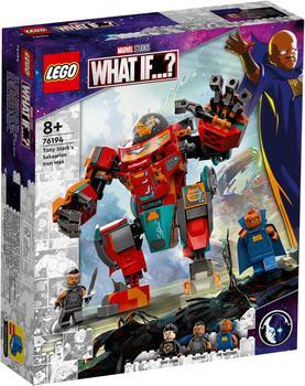 LEGO LEGO® Marvel Super Heroes? 76194 Tony Starks sakaarianischer Iron Man
