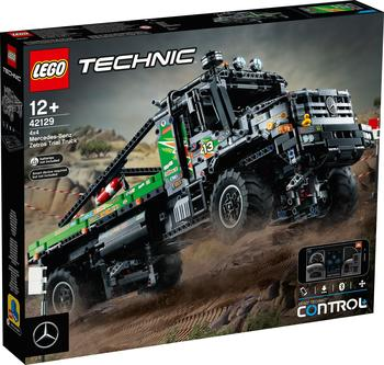 LEGO Technic 42129 4x4 Mercedes-Benz Zetros Offroad-Truck