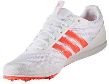 Adidas Distancestar white/solar red/solar red