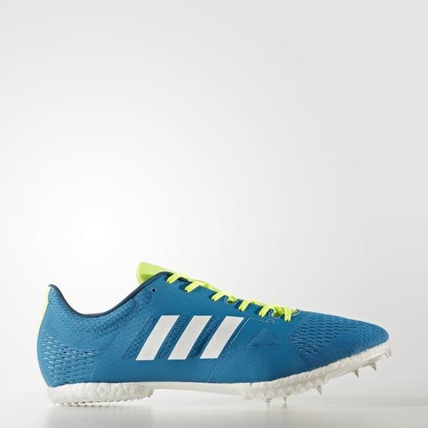 Adidas adizero Middle-Distance blue/mystery petrol/footwear white/petrol night