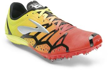 Brooks 2 QW-K yellow/orange/red