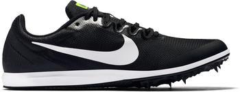 Nike Zoom Rival D 10 black/white/volt