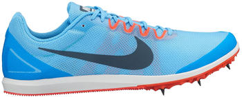 Nike Zoom Rival D 10 Blue