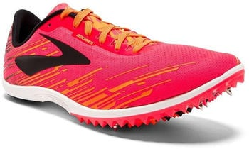 Brooks Mach 18 Women pink/orange/black
