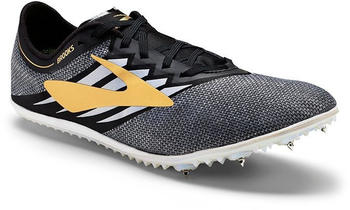 Brooks ELMN8 v4 black/gold/white