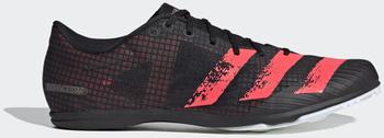 Adidas Distancestar Core Black/Signal Pink/Copper Metallic/Coral