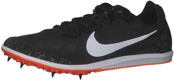 Nike Zoom Rival D 10 black/iron grey/hyper crimson/white