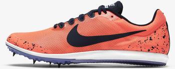 Nike Zoom Rival D 10 bright mango/purple pulse/white/blackened blue