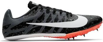 Nike Zoom Rival S 9 black/iron grey/hyper crimson/white