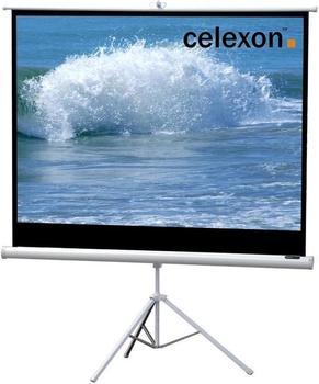 Celexon Stativ Economy 176 x 132 White Edition