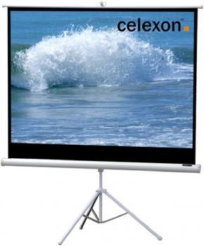 Celexon Stativ Economy 133 x 100 White Edition