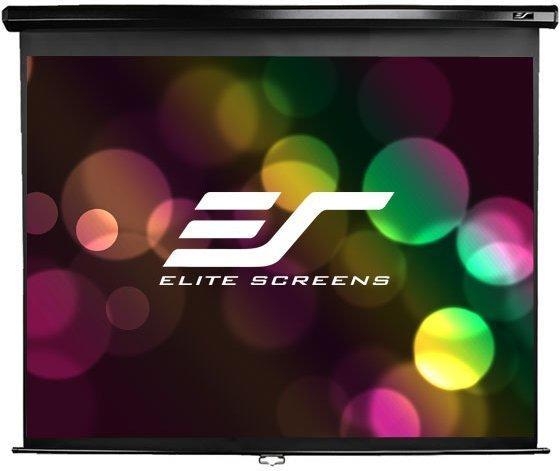 Elite Screens Manual M92UWH