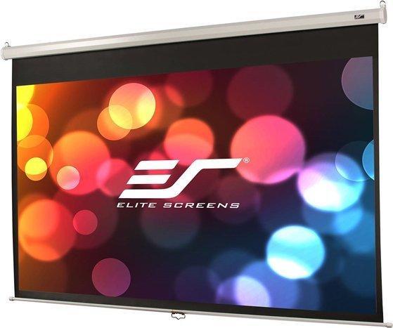 Elite Screens Manual M100XWH-E24