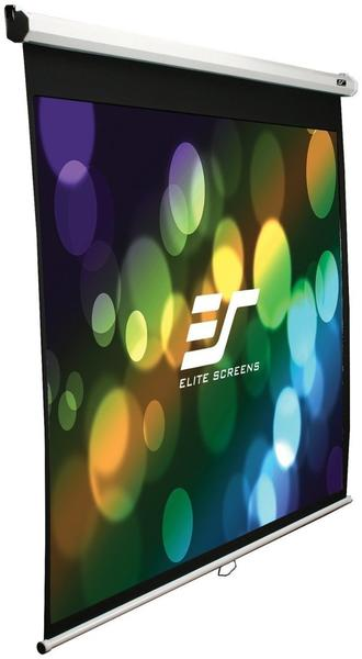 Elite Screens Manual Series 332x187 MaxWhite