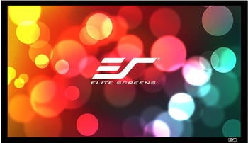 Elite Screens SableFrame ER135WH1