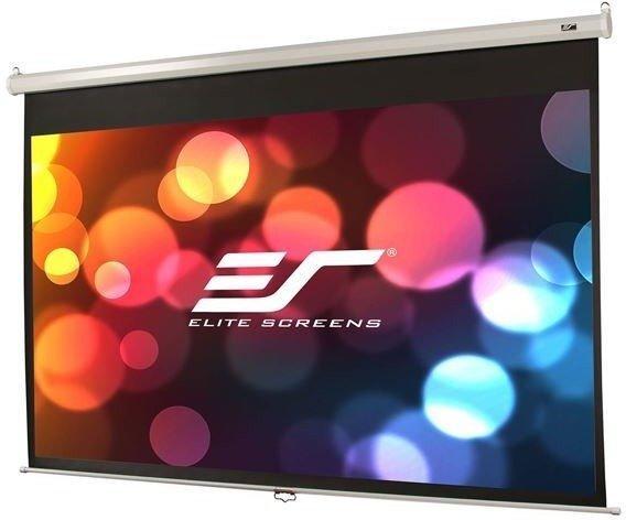 Elite Screens Manual M92XWH
