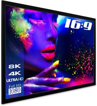 eSmart Germany MIRALE 16:9 / 244 x 137 cm