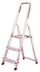 Krause Solidy Stufen-Stehleiter 3 Stufen