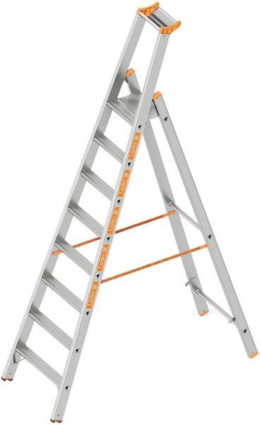 Layher Stufenstehleiter Topic 1064 8 Stufen