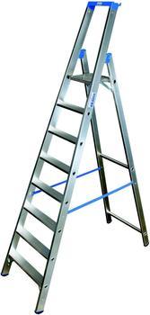 Krause Stabilo Stufen-Stehleiter 8 Stufen