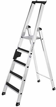 Günzburger Stehleiter mit clip-step R13 9 Stufen